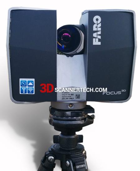Used FARO Focus3D 120
